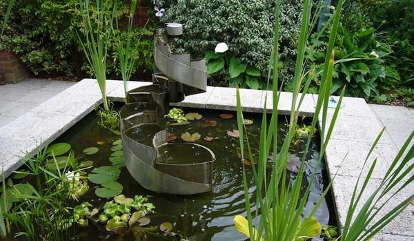 Voda v záhrade - Obrázok č. 5