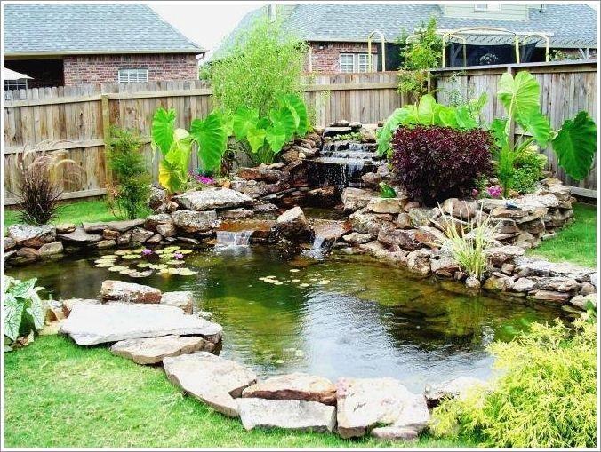 Voda v záhrade - Obrázok č. 12