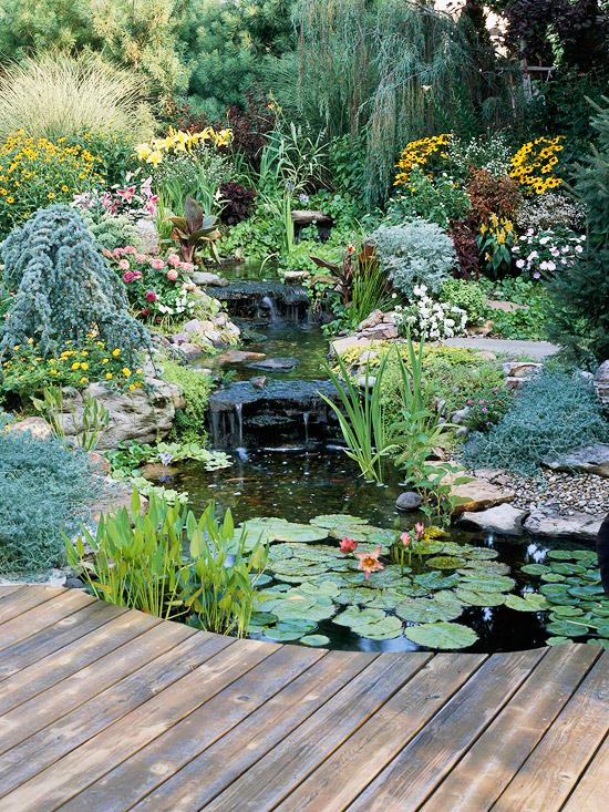 Voda v záhrade - Obrázok č. 27