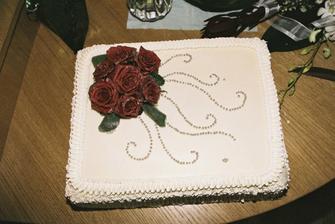 i výzdobu dortu