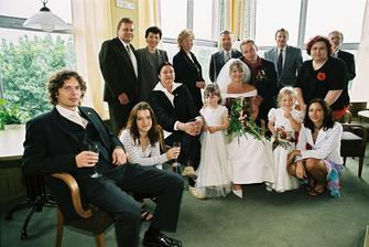moje milá rodina