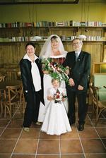 mí rodiče a zlatíčko Barborka