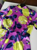 ASOS floral mini šaty, 38