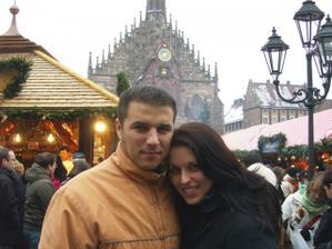 budoucí pan a paní Moravcovi :-)