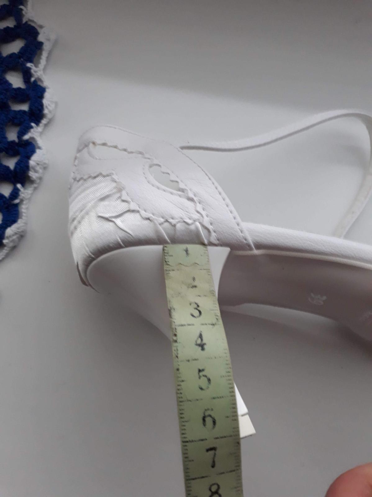 Svadobné topánočky - Obrázok č. 3