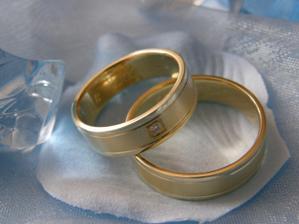 naše prsteny od pana Kouřila,jsou nádnerné děkuji