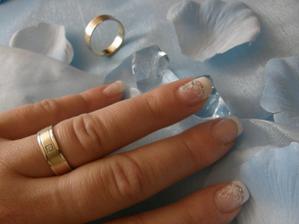 můj prsten s briliantem