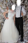 Svadobné šaty Natasha Azariy, 36