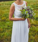 Svatební šaty - 40, 38