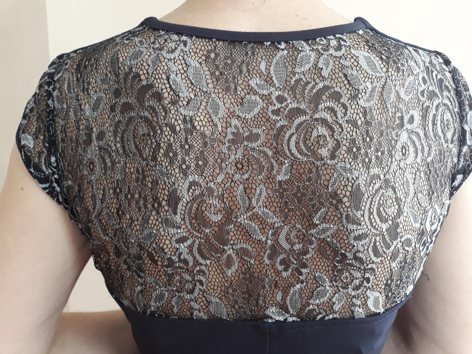 Popolnočné/spoločenské šaty - Obrázok č. 2