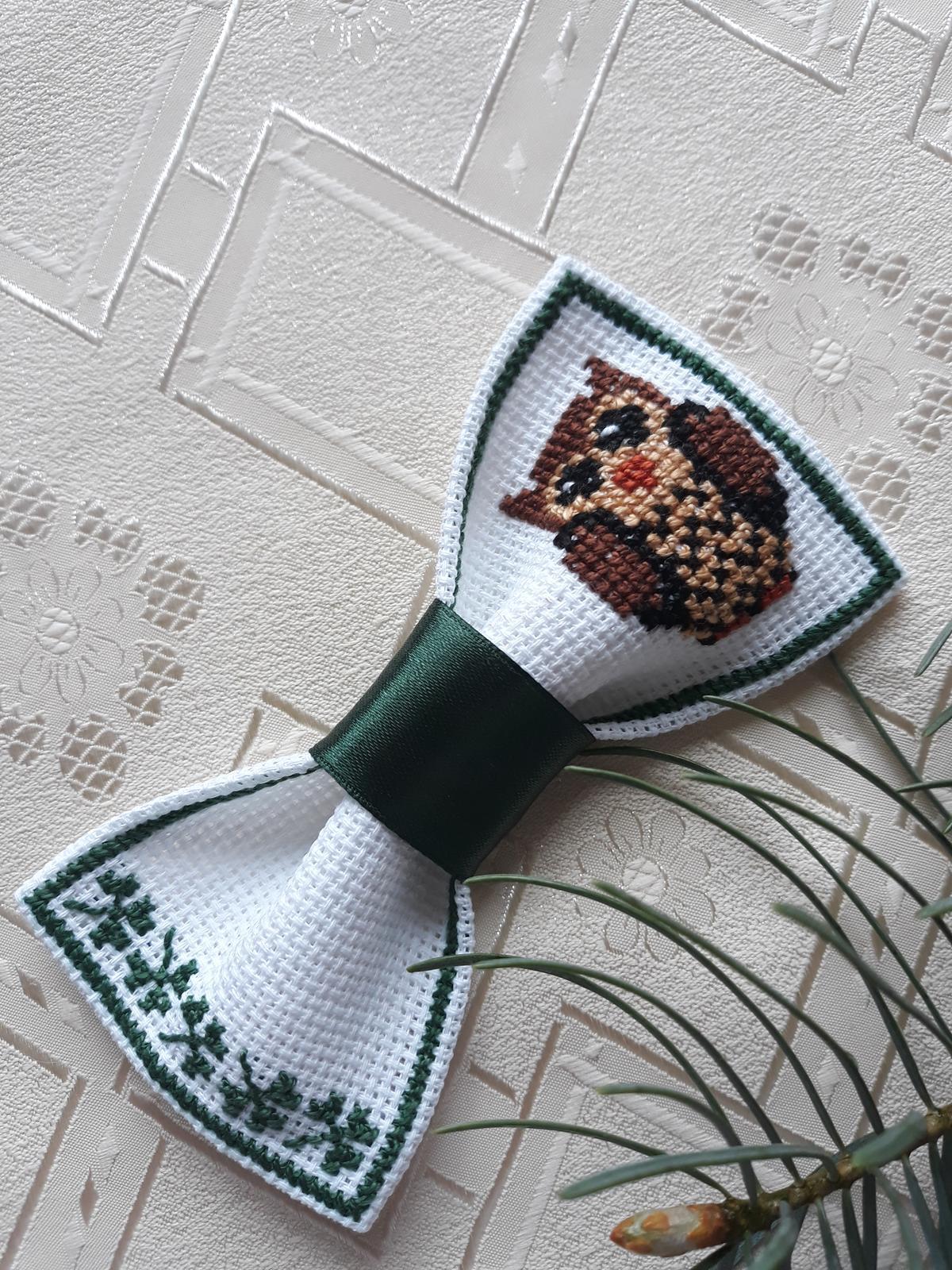 svadobný motýlik sova - Obrázok č. 2
