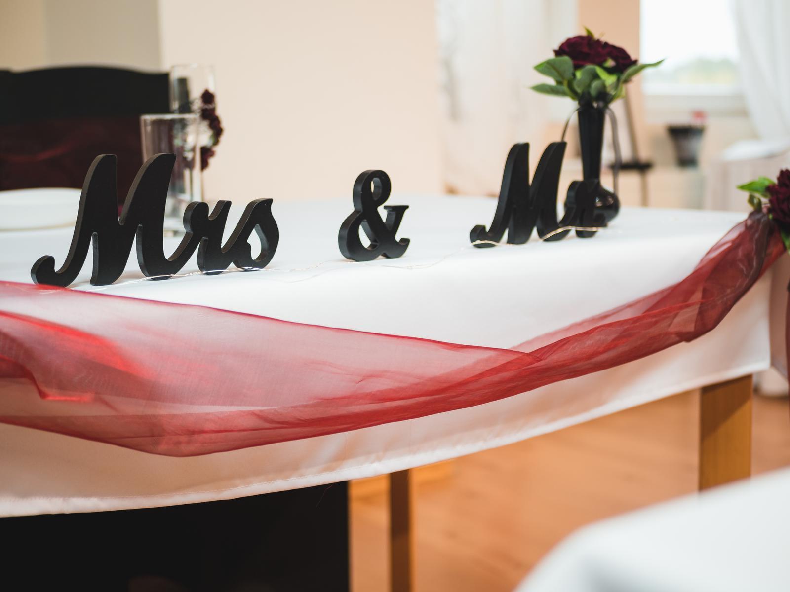 Mr & Mrs - Obrázek č. 1