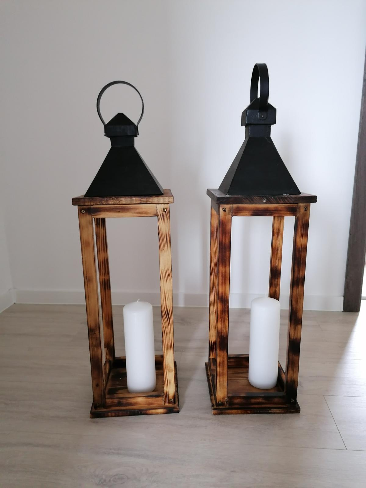 Lucerna/lampáš - Obrázok č. 1