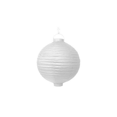 Papírové lampióny bílé - Obrázek č. 1