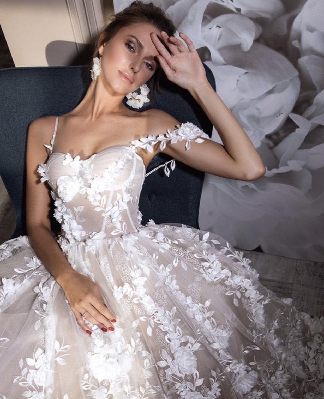 Svatební šaty ZEMFIRA - Obrázek č. 6