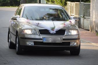 Aj naše autíčko sme vyfintili:-)