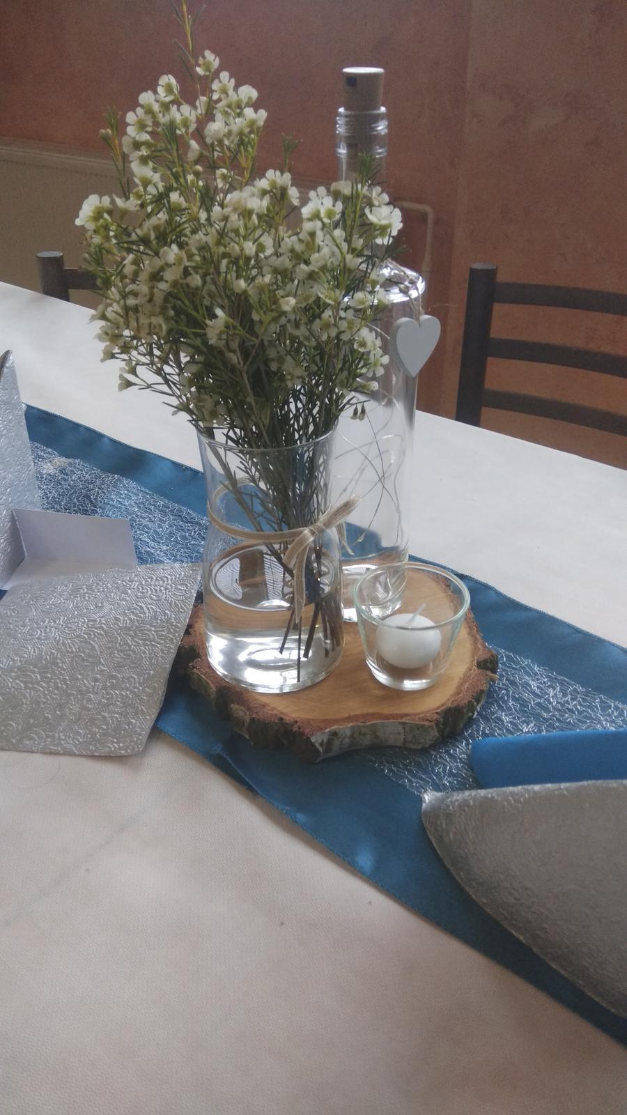 Svícen na čajovou svíčku - Obrázek č. 2