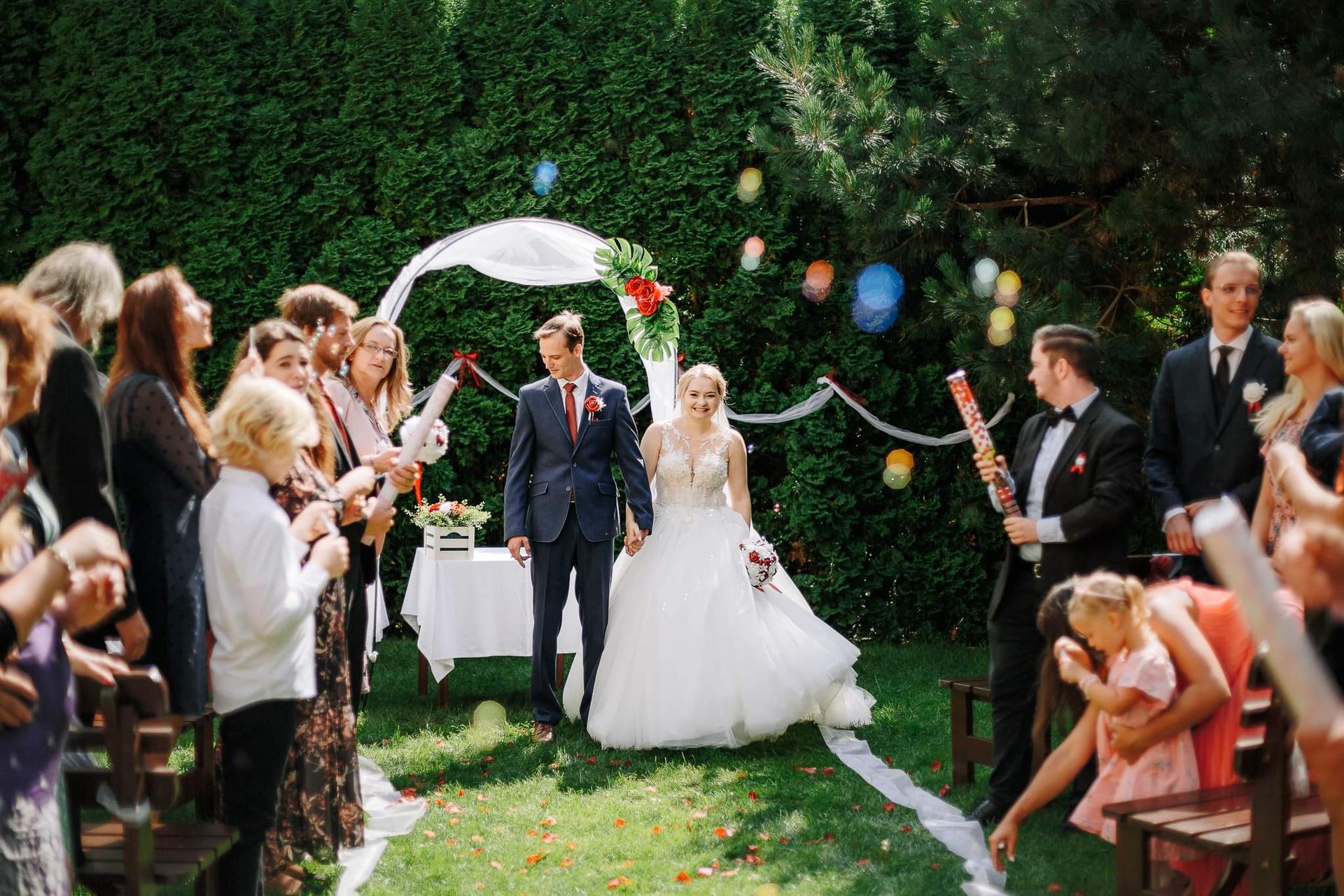 Svatba Dolce Villa - Obrázek č. 5