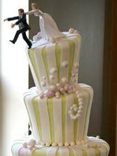 srandovní dort :-)