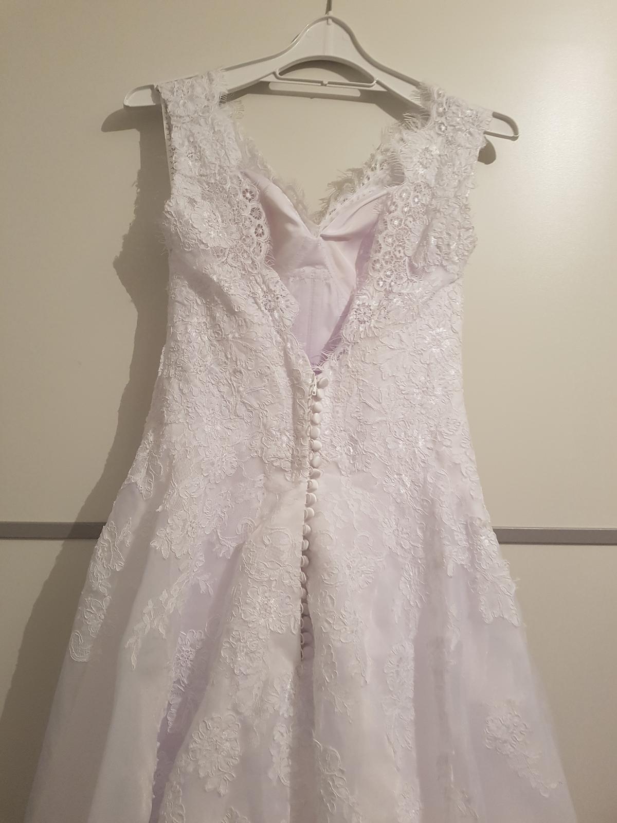 Svadobné šaty Cocomelody - Obrázok č. 2