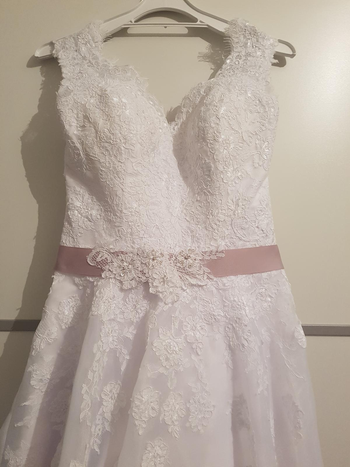 Svadobné šaty Cocomelody - Obrázok č. 4
