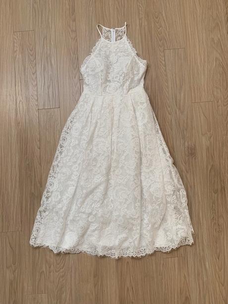 Krásné populnoční / svatební šaty - Obrázok č. 1
