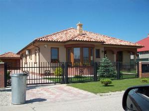 pekný bungalovček
