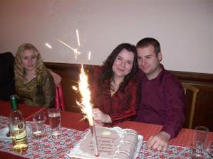 Nase zásnuby 27.december 2008