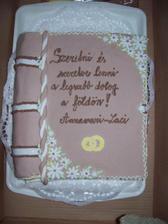 Nasa torta...upiekla ju moja kamarátka