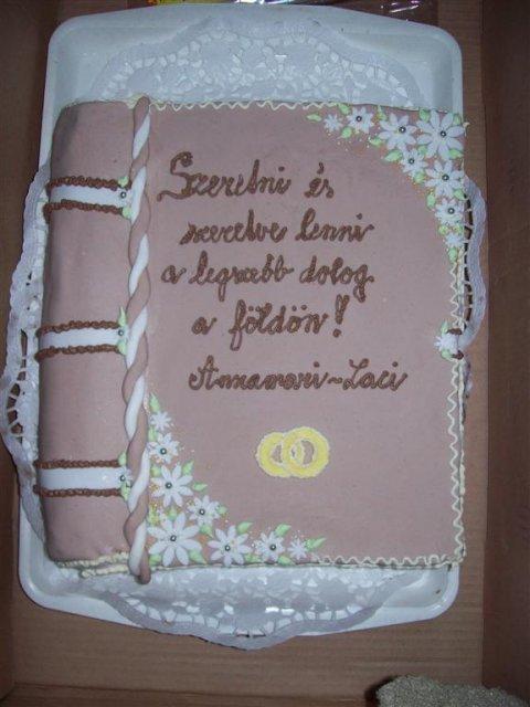 A&L 16.05.2009 - Nasa torta...upiekla ju moja kamarátka