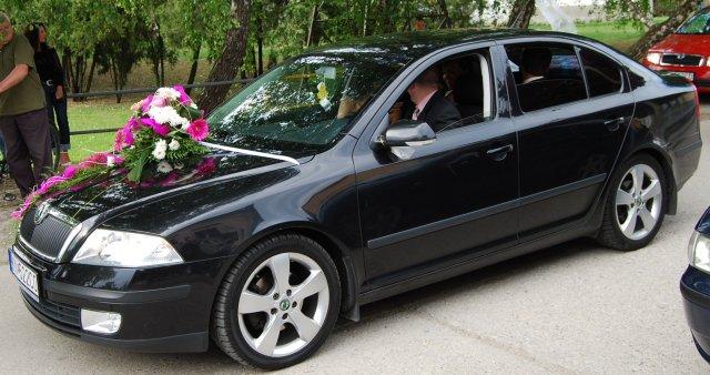 A&L 16.05.2009 - Ozdobené auto