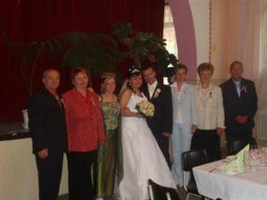 Nasa velká rodina :)