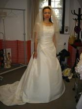 Takhle budu vypadat ve svatebni den