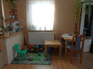 jedáleň je zatiaľ nedokončená:))
