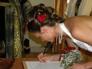 ještě podpis a je to