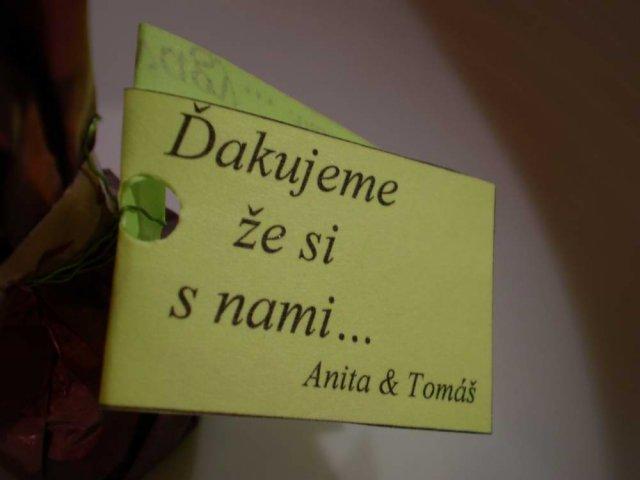 Anitka a Tomi - jeeej aj my sa tak voláme ;)) náhodička