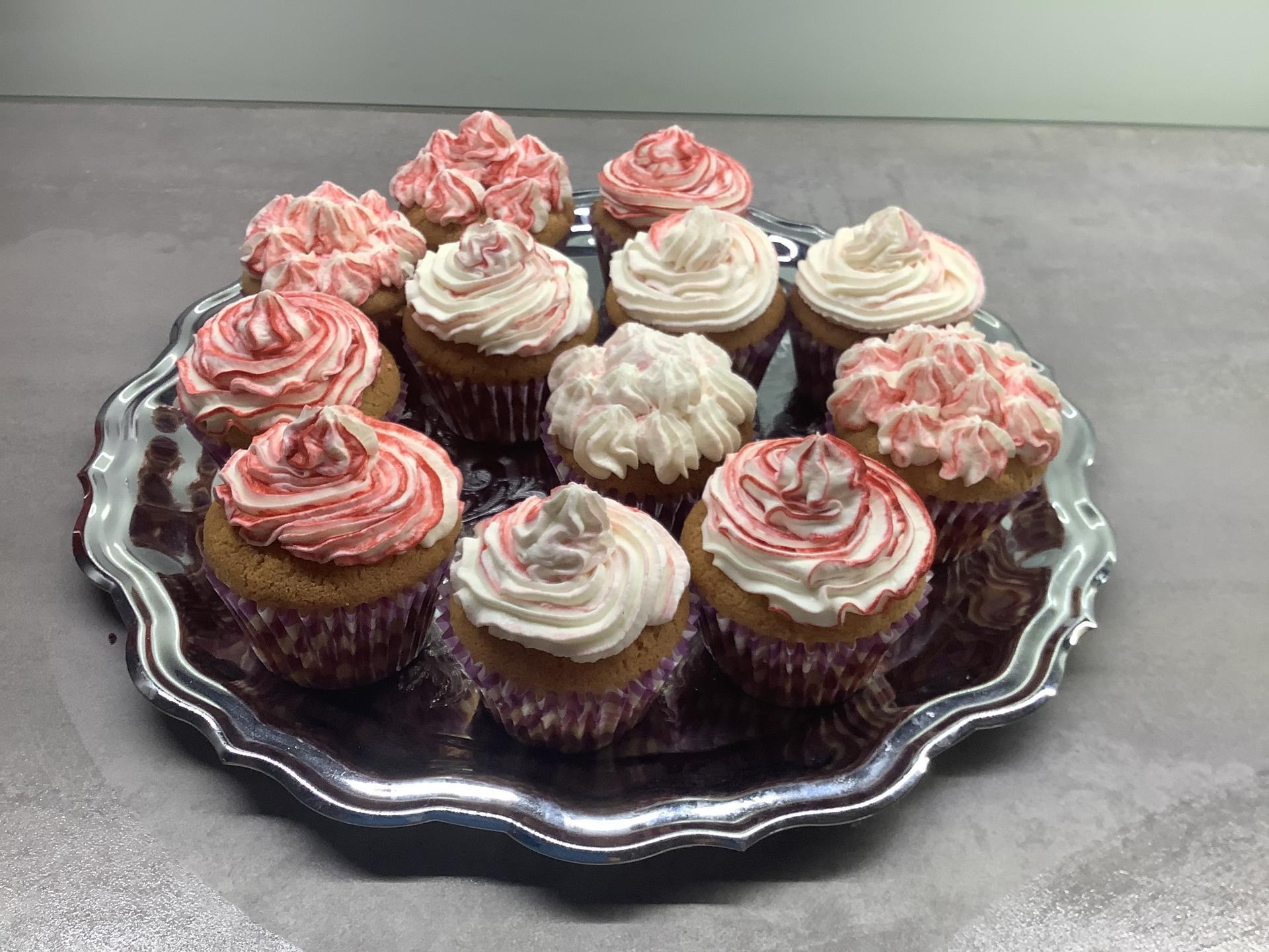 Pečení - Cupcaky
