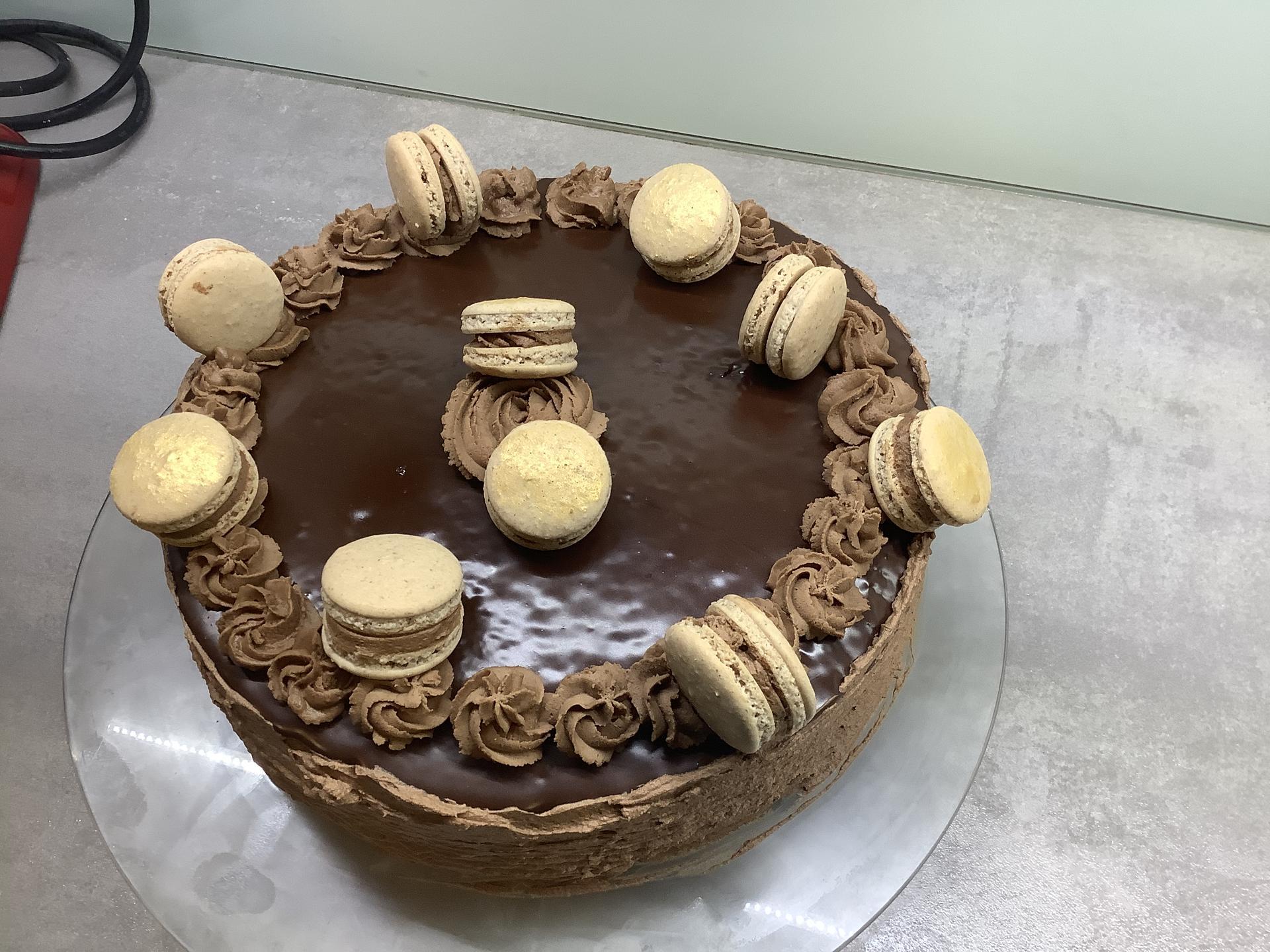 Pečení - Kubánský dort
