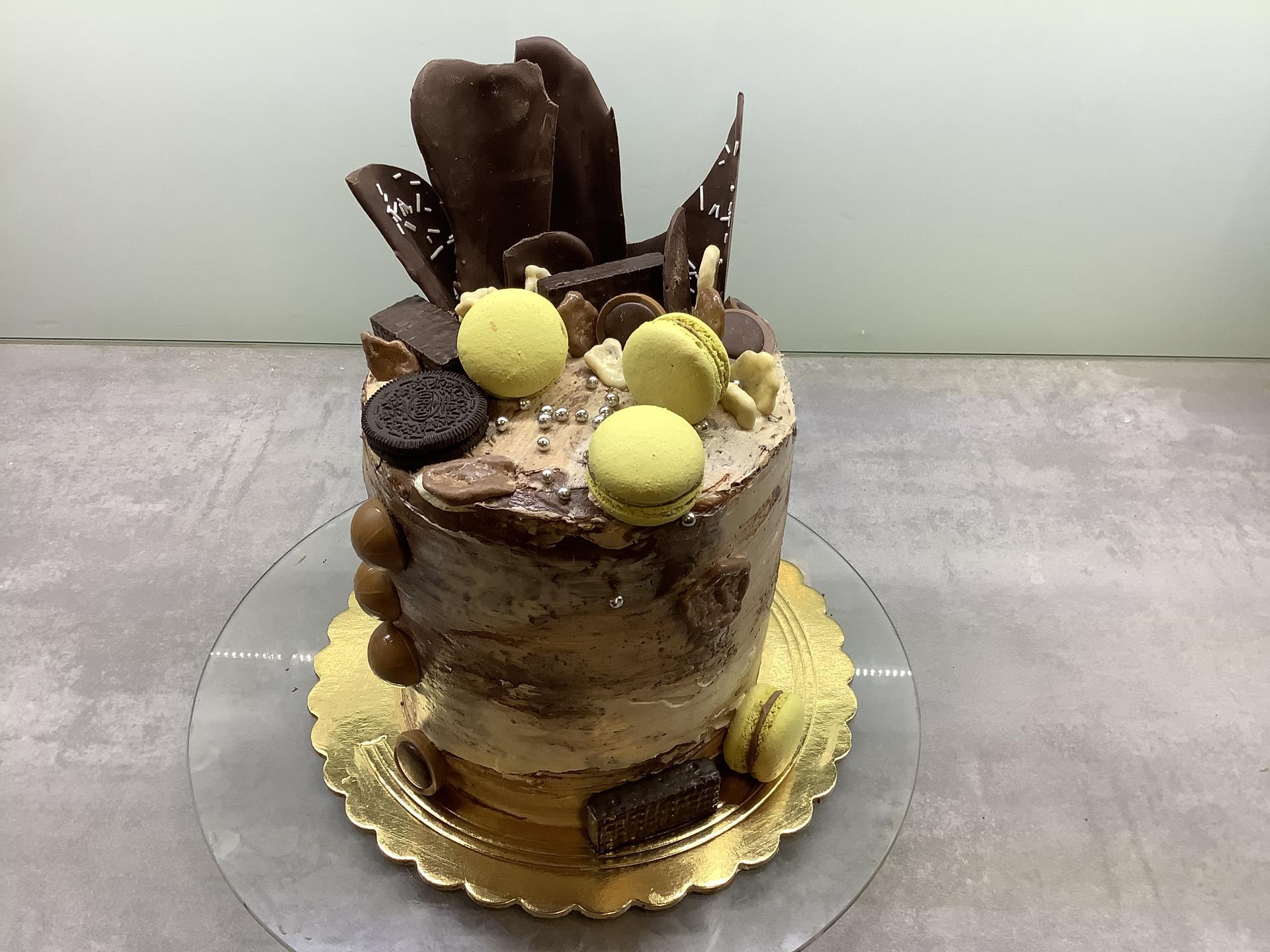 Pečení - Čokoládový