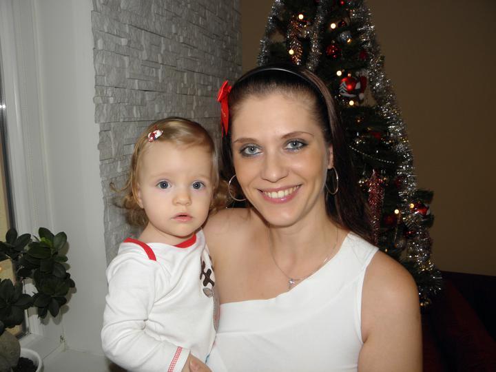 Lucia{{_AND_}}Braňo - A nas rocny anjelik :)