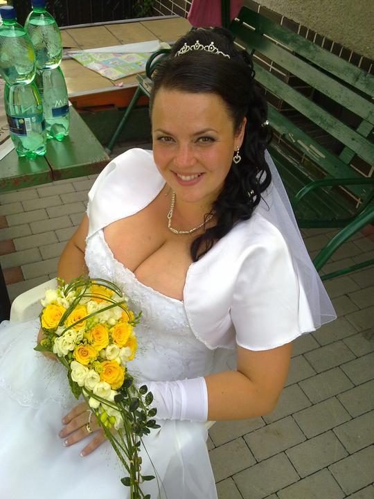 Jarmila{{_AND_}}Štefan - tak tu ma mate :-) usmev pre mojho manzela :-)