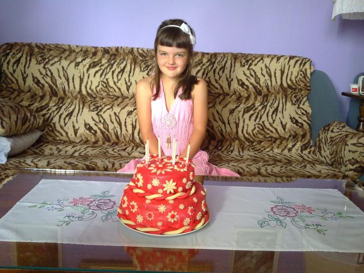 Jarmila{{_AND_}}Štefan - Moja 6 rocna princezna :-)
