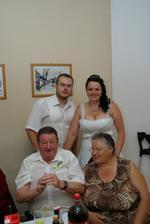 Nasa posledna fotka s dedkom... aspon ze odisiel spokojny...