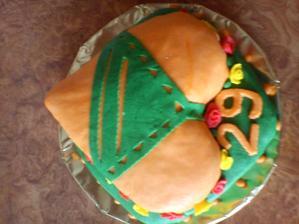 Torta pre mojho muzicka :-)