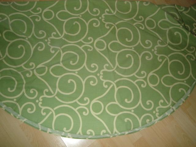bavlneny obrus kruh priemer cca15O - Obrázok č. 1