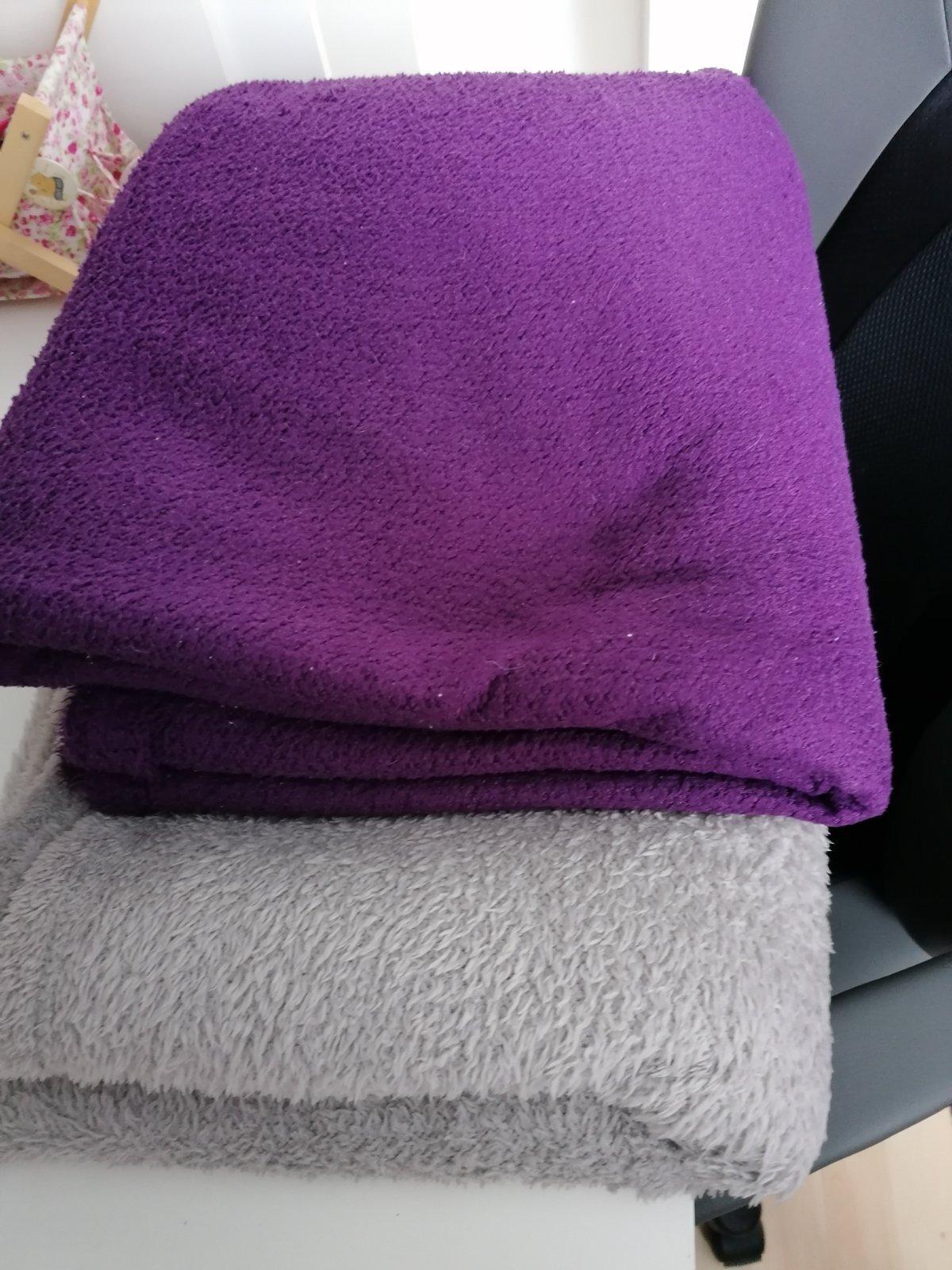 Dva ks flausova deka - Obrázok č. 1