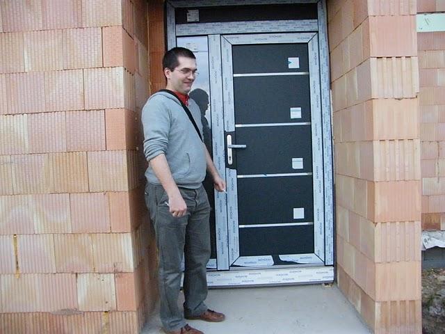 Nový domov - naše dvere
