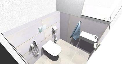 Návrh WC obklad cifre alejandria 16.5.2011