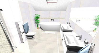 návrh.č.1 - kúpelňa