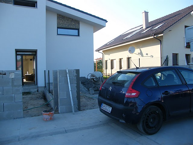 Nový domov II - Bránka 18.8.2011